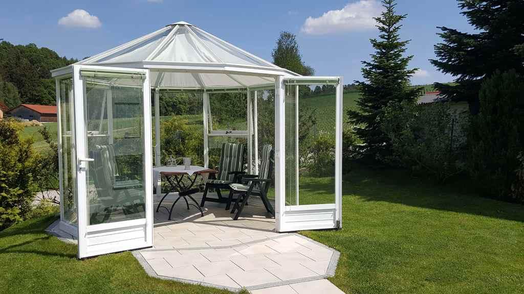 glaspavillons von palmen aachen. Black Bedroom Furniture Sets. Home Design Ideas